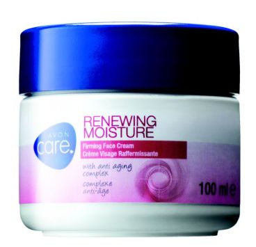 Zpevňující pleťový krém - anti aging