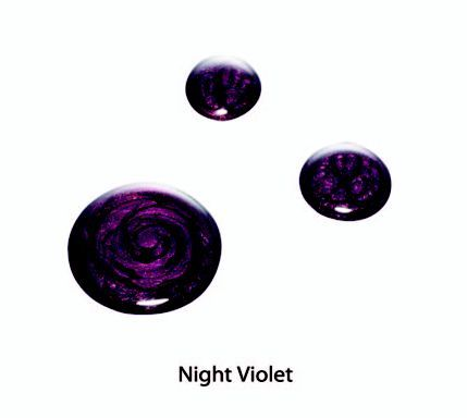 night violet - kapky