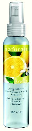 Tělový sprej Naturals_TZ