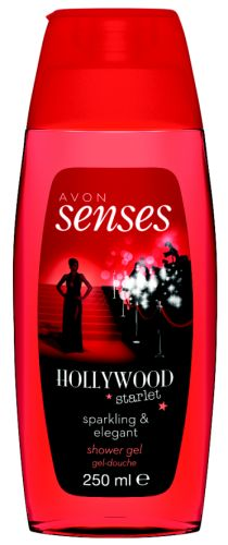 Hollywood Starlet Shower Gel - 250 ml_TZ