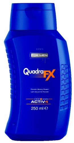 Osvěžující sprchový gel QuadraFX_TZ