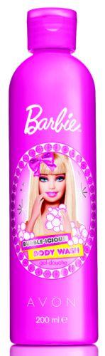 Tělové mýdlo Barbie_TZ