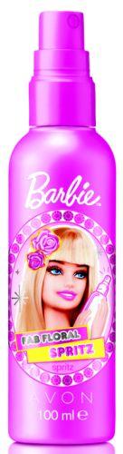 Tělový sprej s vůní květin Barbie_TZ