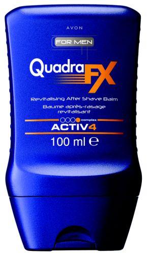 Omlazující balzám po holení Quadra FX_TZ