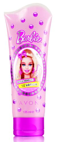Tělové mléko Barbie_TZ