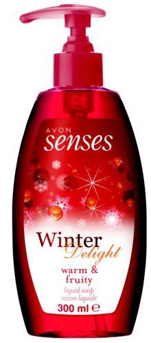 Winter Delight tekuté mýdlo_TZ