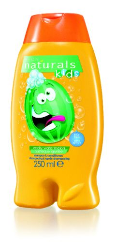 Jemný šampon a kondicionér 2 v 1 s melounem