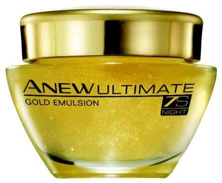 Zlatá noční kúra Anew Ultimate 7S