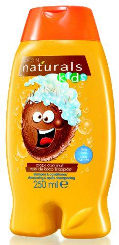 jemný šampon