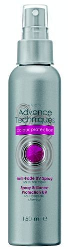 sprej s UV filtrem