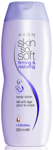 Skin So Soft Firming & Restoring - Body Lotion + Babassu
