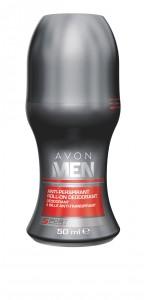 Kuličkový deodorant antiperspirant ve spreji