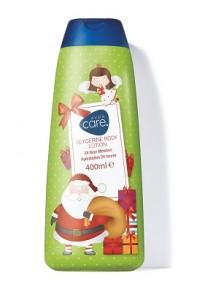Hydratační tělové mléko s glycerinem-vánoční balení