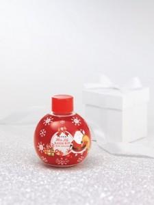 Vánoční pěna do koupele s vůní bílé lilie