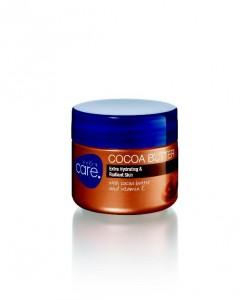 Revitalizační hydratační pleťový krém s kakaovým máslem a vitaminem E
