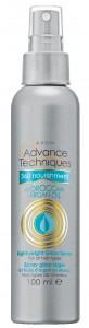 Sprej pro zářivý lesk s marockým aragonovým olejem pro všechny typy vlasů