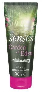 Tělový peeling Garden of Eden