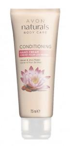 Vyživující krém na ruce s kakaem a lotosovým květem
